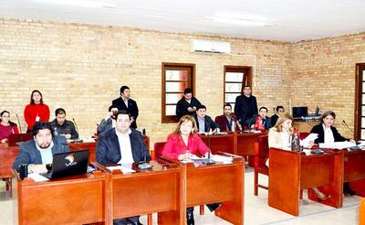 Con Nery Chávez como concejal cambia el escenario en la Junta Municipal de CDE