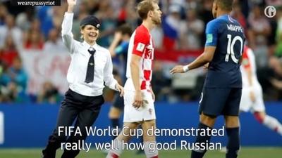 Sepa el porqué se invadió la final de Rusia 2018