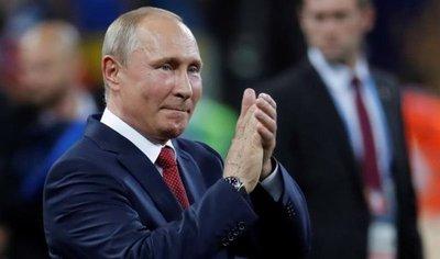 Y el ganador es...Putin