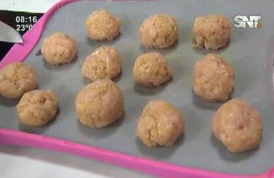 La cocina de cada día: Albóndigas de pollo