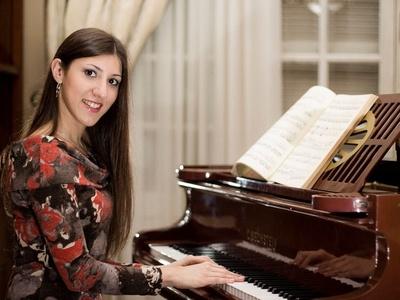 Chiara D'Odorico ofrecerá talleres pianísticos