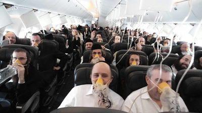 Copiloto irresponsable provoca caos en un vuelo