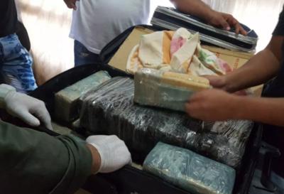 HOY / Compatriota cae en Argentina con 22 kilos de marihuana