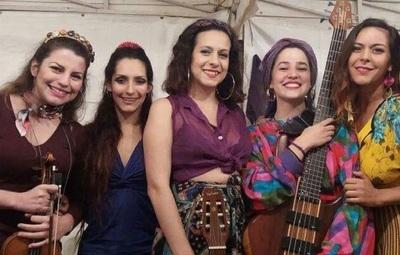 """""""Conchas sin mar"""" presenta concierto en honor a las mujeres"""