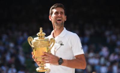 HOY / Gran salto en el ranking ATP tras ganar su cuarto Wimbledon