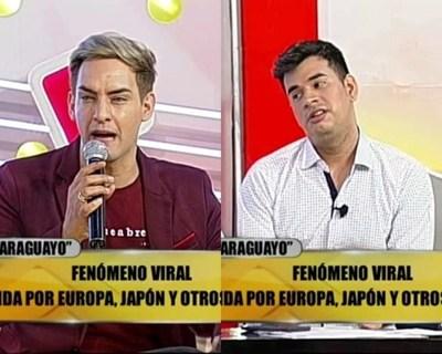 """""""El Ken Paraguayo"""" sobre Sebas Rodríguez: """"Satanás peluche loca'i sin presupuesto"""""""