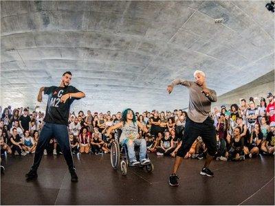 Bailar e inspirar, un estilo de vida para la inclusión social
