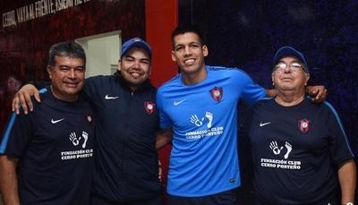 Julio Dos Santos regresa a Cerro