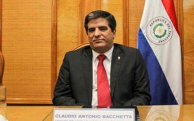 Claudio Bacchetta nuevo presidente del Consejo de la Magistratura