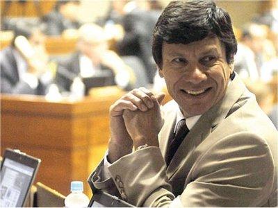 """Diputado no apoyará pérdida de investidura de Ibáñez por """"amistad"""""""