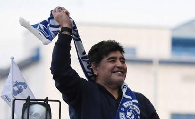 HOY / Maradona asume la presidencia del Dinamo Brest