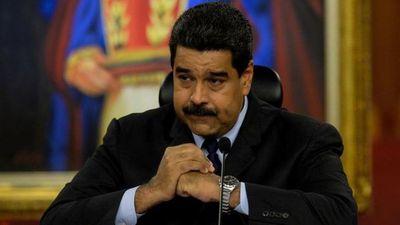 """Ganó África realmente"", dijo Maduro sobre título de Francia"