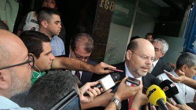 Luis Fretes será el director financiero de la EBY