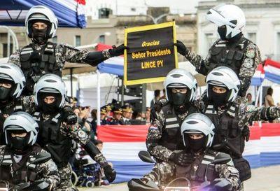 Panamá seguirá cooperación para ampliar unidades del Grupo Lince