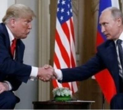 """Trump: """"Debimos hablar antes, ambos fuimos estúpidos"""""""