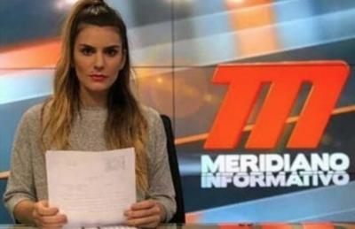 """HOY / Amparo alucina con 'periodismo serio' pero desde arriba """"le pinchan el globo"""""""