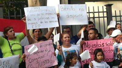 Disparo a Édgar Acosta: policía apela sentencia