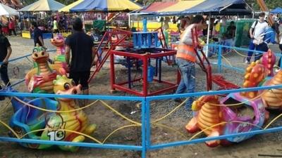HOY / Expo dará 10 años de pase libre a la familia de la niña accidentada