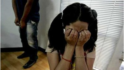 Abusó de su hija de 14 años, a quien quería tener como su mujer
