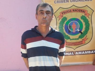 Detienen a ex gobernador por crimen de policía