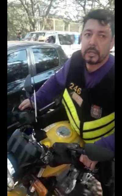 Riña entre mototaxistas por pasajeros