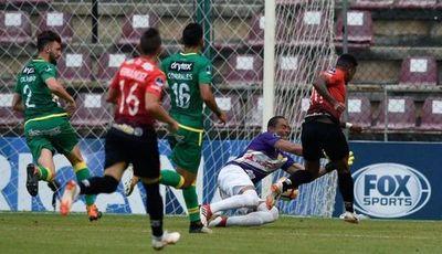 Caracas toma ventaja ante Huancayo en Copa Sudamericana