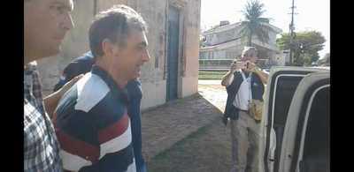 Exgobernador de Concepción cae por asesinato de policía
