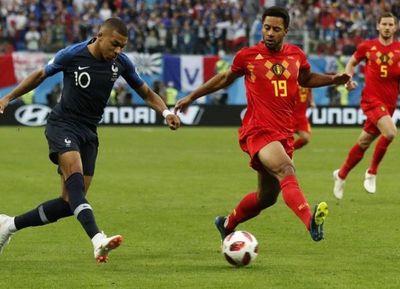 Francia derrotó a Bélgica por la mínima y se metió en la final del Mundial