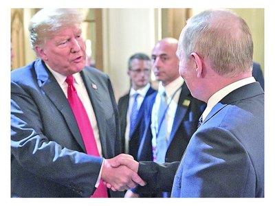 Rusia proclama como una victoria para Putin la cumbre con Trump