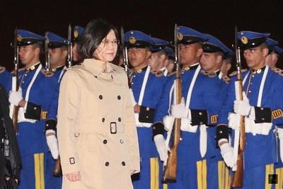 Mandataria taiwanesa llegará al país para asunción de Abdo Benítez