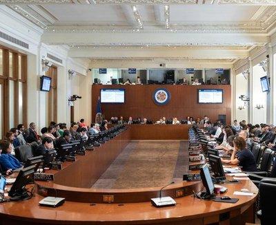 OEA condena represión en Nicaragua