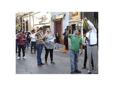 Sismo de magnitud 5,9 dispara la alerta en México