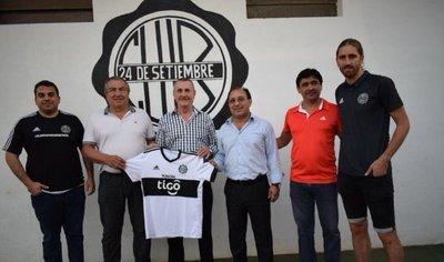 Olimpia y la primera muestra de integración en la Copa Paraguay