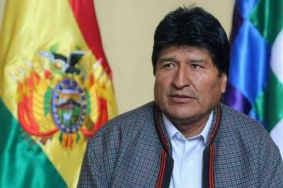 Piden que órgano electoral frene la reelección de Evo Morales