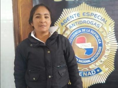 Mujer cae con pastillas de disomnilan en Concepción