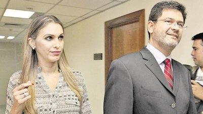 Según Harms, Ibáñez tenía que ser juzgado por tráfico de influencias