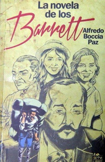 Los Barrett en una novela