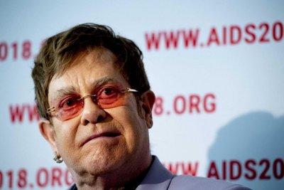 Elton John, inspirado por sus amigos fallecidos en la lucha contra el sida