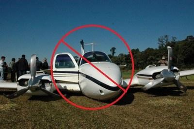 Fe de erratas: Desmienten información de aterrizaje forzoso; avión sigue desaparecido