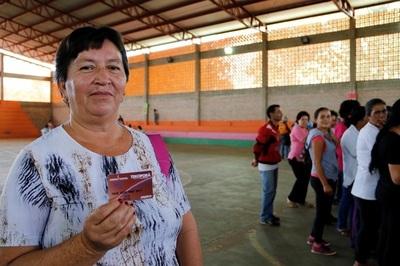 Destacan que 800.000 paraguayos se beneficiaron con Tekoporá