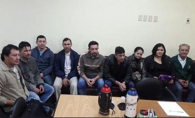 Caso Curuguaty: Los 11 campesinos quedan libres de culpa y pena