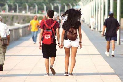 """Menores se fugaron de casa para """"vivir su amor"""""""