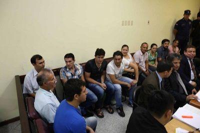 Caso Curuguaty: Anulan sentencia de los 11 campesinos condenados