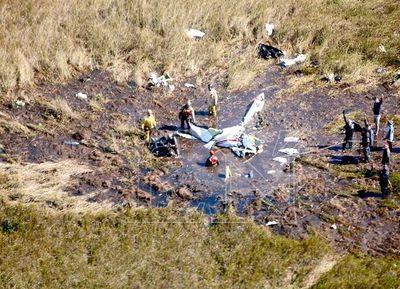 Tragedia del avión del Ministerio de Agricultura enluta a todo el país