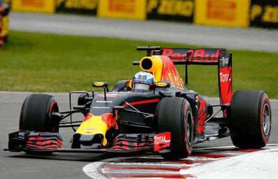 Ricciardo el más rápido en el primer entrenamiento del GP de Hungría