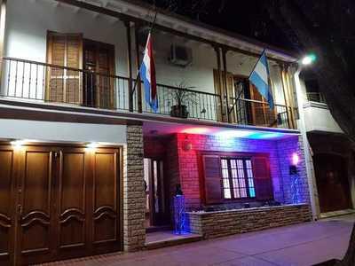Se inauguró nuevo consulado paraguayo en Mendoza, Argentina