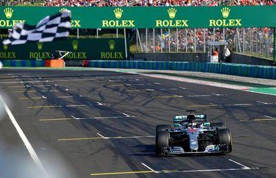 Hamilton gana el Gran Premio de Hungría y refuerza su liderato