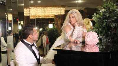 ¡Así fue la boda de Lilia Ruíz en Nueva York!