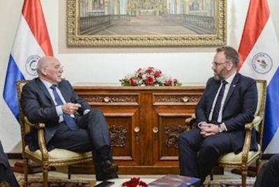 HOY / Tuit de la polémica: Cancillería no descarta tomar medidas extremas contra embajador
