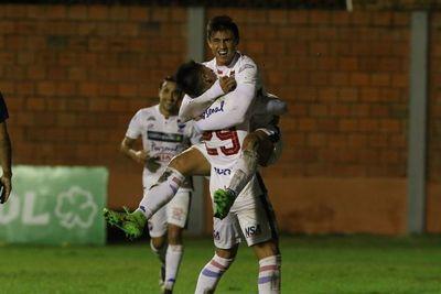 Nacional va por la ventaja ante Botafogo
